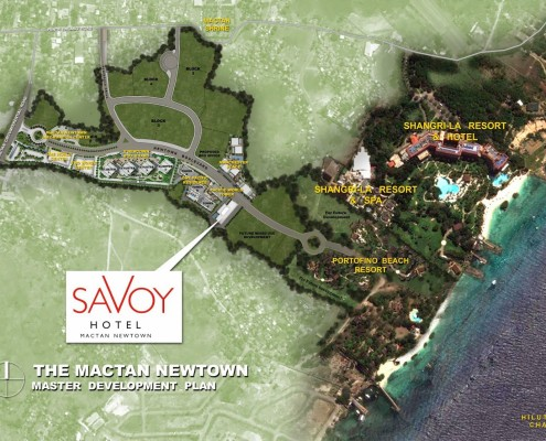 Savoy Hotel Mactan Cebu Philippines
