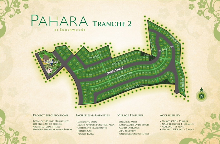 pahara at southwoods city
